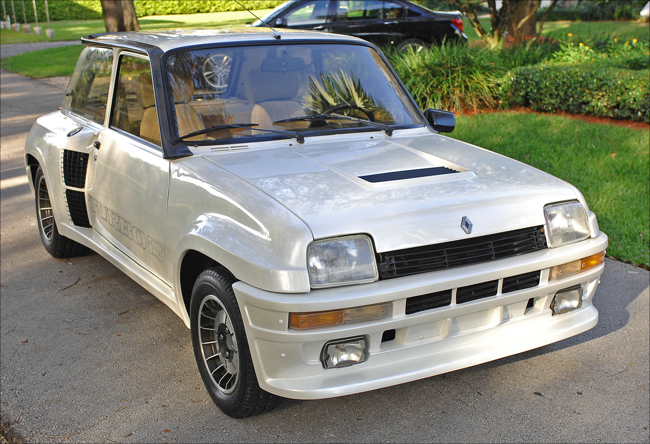 1984 renault r5 turbo 2 ebay. Black Bedroom Furniture Sets. Home Design Ideas